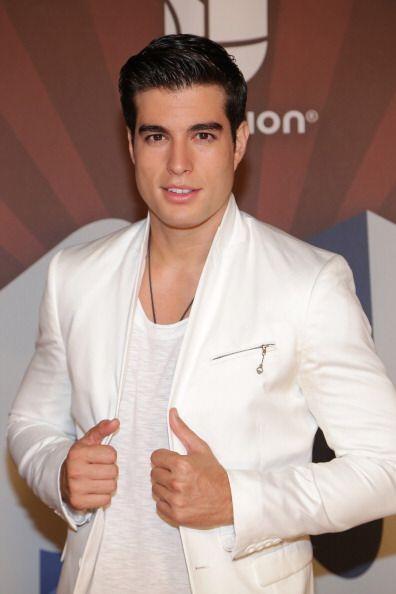 El presentador de televisión, Danilo Carrera también apare...