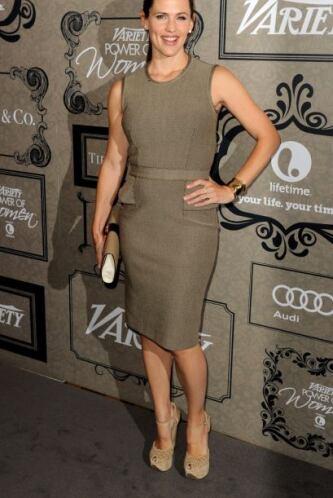 Las alpargatas que eligió Jennifer Garner son simplemente lo más hermoso...