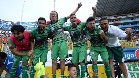 El Dragón es campeón de El Salvador