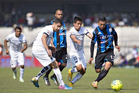 El cuadro de la UNAM fue criticado la campaña anterior por jugar con nue...