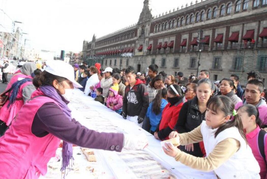Al evento acudieron también Francisco Galindo Rodríguez, presidente de l...
