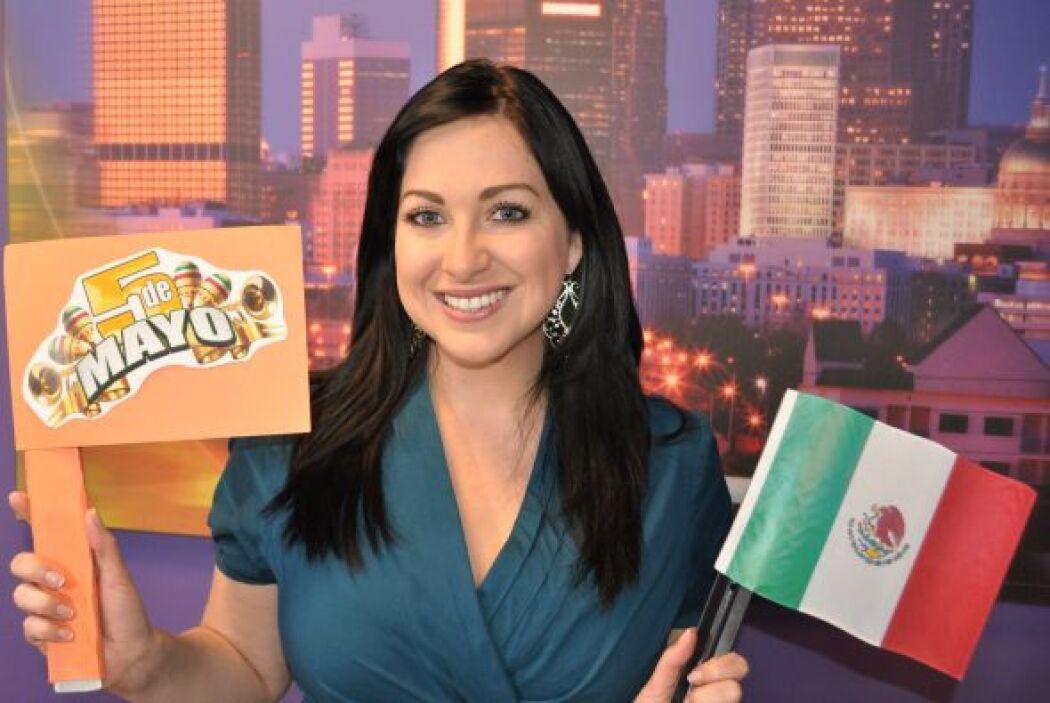 Y la talentosa presentadora de Noticias 34, Amanda Ramírez, anticipa un...