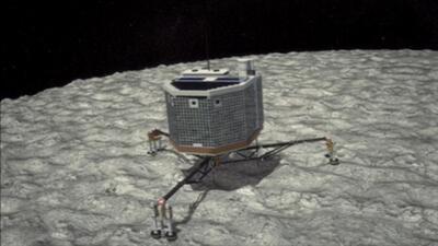 El módulo Philae llegó al cometa 67P con éxito