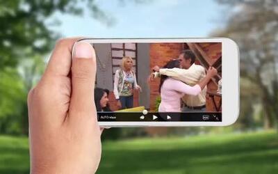 Univision Now, la nueva aplicación para que veas tus shows donde quieras