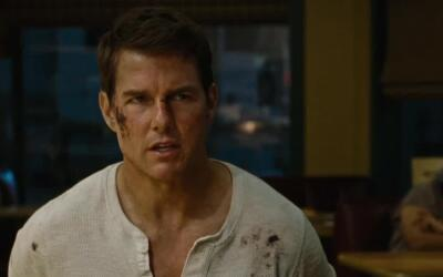 Tom Cruise en Jack Reacher: Never Go Back