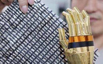 Fabricante de partes del cuerpoLa ciencia y su tecnología se ha desarrol...