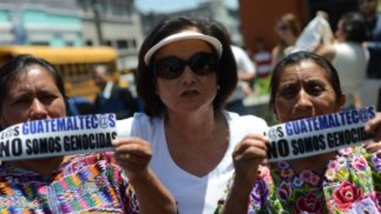 Guatemala, tras el juicio a Ríos Montt.