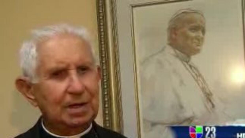 Fallece el Monseñor Agustín Román