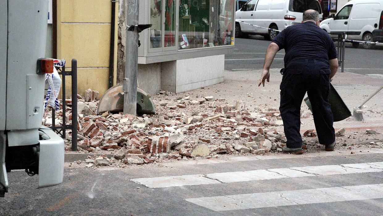 Terremoto en Melilla, España