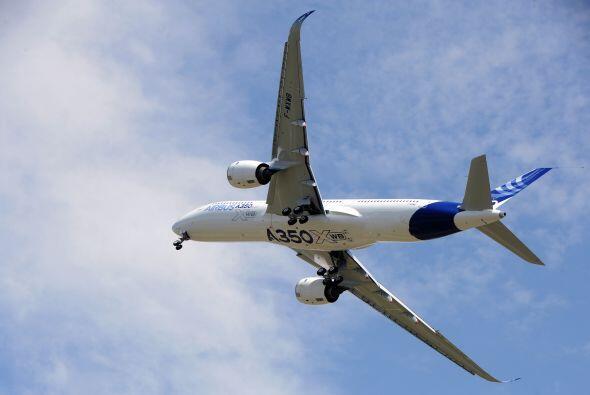 Aunque aún no está en venta, la empresa Airbus ya tiene 613 pedidos en c...