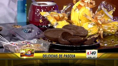 Huevos de pascua brasileños