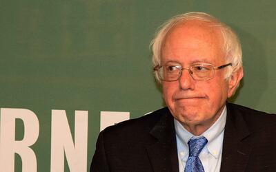 """Bernie Sanders: """"un presidente de Estados Unidos no debería tener un rac..."""