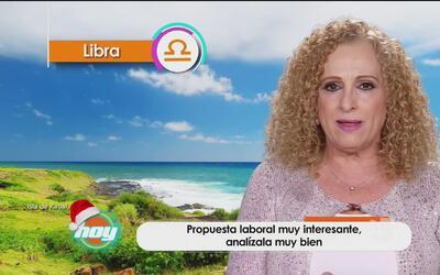 Mizada Libra 29 de noviembre de 2016