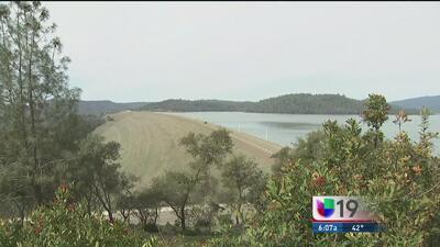 Alguacil del condado Butte afirma que el nivel de agua en la represa Oro...