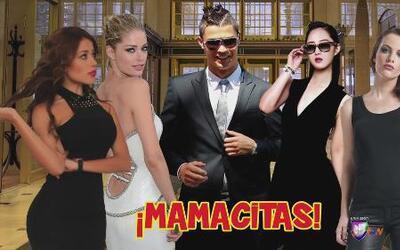 Las Mamacitas de Cristiano Ronaldo