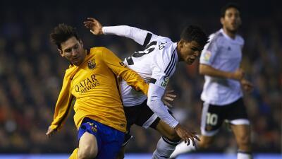 Barcelona y Valencia se enfrentarán en semifinales de Copa