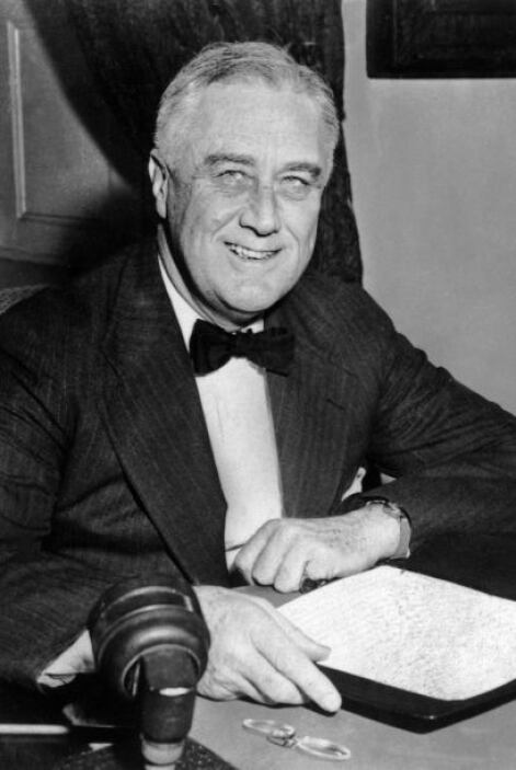 Franklin Roosevelt: El ex presidente estadounidense no se salva de este...