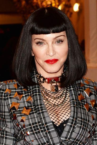 Que no cunda el pánico, todos somos humanos, sí hasta Madonna, y todos c...