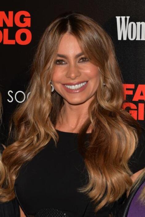"""Sofia Vergara presentó su más reciente cinta, """"Fading Gigolo"""".  Trailers..."""