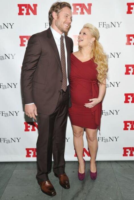 Jessica Simpson y Eric Johnson ya tienen dos retoños y una hermosa relac...