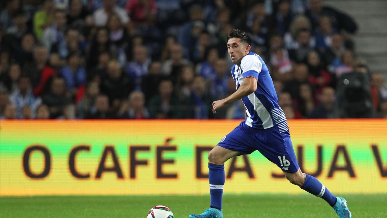 Héctor Herrera seguirá en el Oporto hasta el 2019