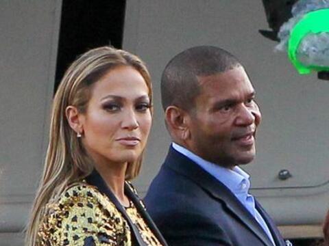 La hermosa Jennifer Lopez nos volvió a dejar con la boca abierta....