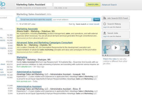 LinkUp: Los sitios web de los empleadores agregan los empleos a sus list...