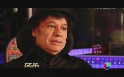 En exclusiva Juan Gabriel se confesó con Alberto Aguilera