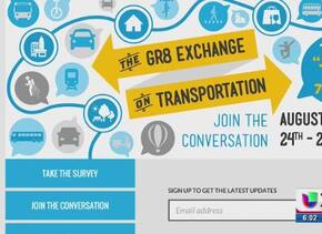 Buscan mejorar vialidades y transporte público en Gwinnett