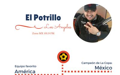 Copa Centenario: El Potrillo