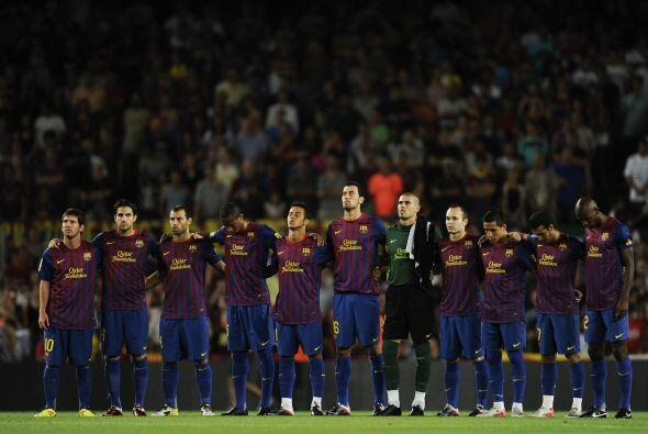 Este Barcelona sigue luciendo tan fuerte como antes, pese a algunos trop...