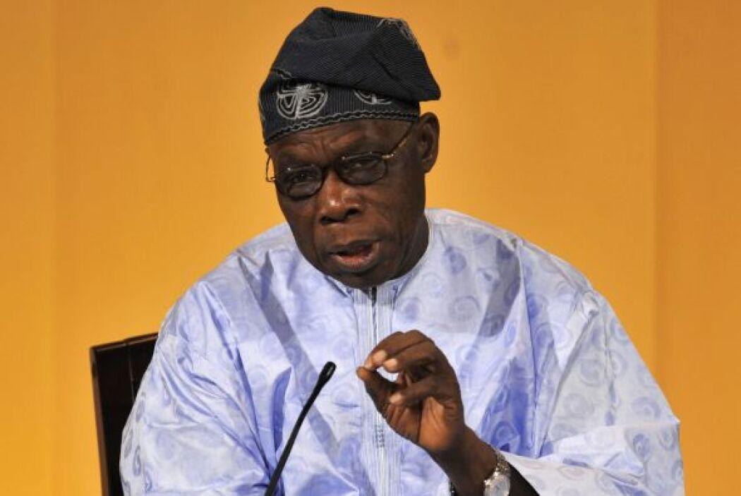 Se cree que el ex presidente nigeriano buscó cambiar la Constitución par...