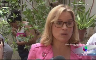 Carmen Yulín se reafirma en contra el IVA