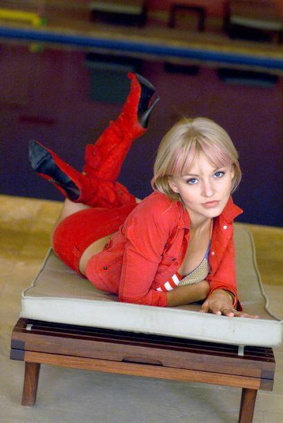 Dicen que Angelique Boyer también fue una de las actrices en recu...