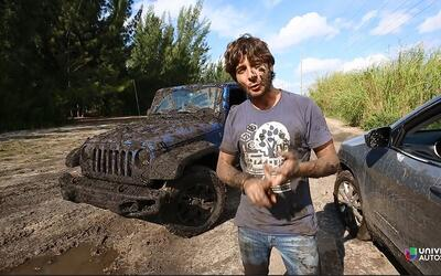 Jeep Wrangler 2016 - Prueba A Bordo [Full]