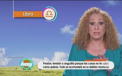 Mizada Libra 24 de octubre de 2016