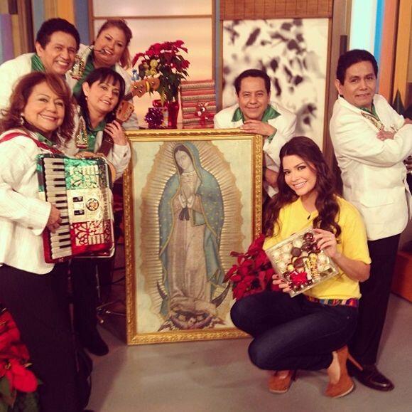 """""""Fiesta esta mañana con los Hermanos Mora Arriaga en @DespiertaAmericaTv..."""