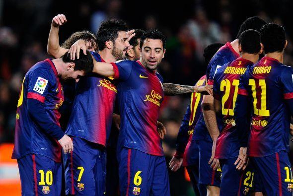 5-1 definitivo a favor del Barcelona, que de la mano de 'La Pulga' domin...