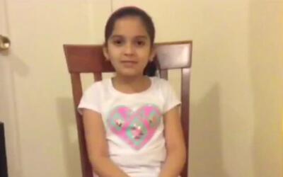 En sus propias palabras: Los exámenes estatales se acercan y esta niña d...