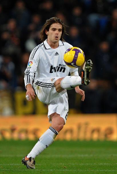 Fernando Gago ha sufrido muchas lesiones desde su llegada al Real Madrid...