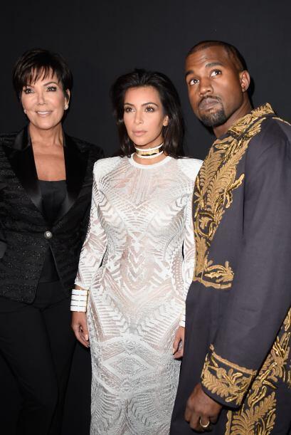 Kim Kardashia Paris Fashion Show