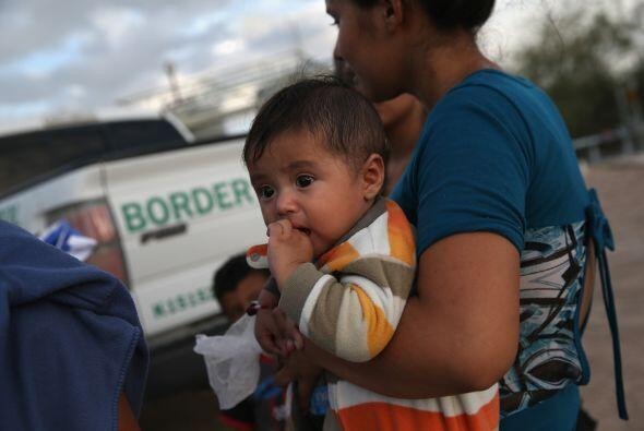 De acuerdo con la Patrulla Fronteriza estadounidense, más de 66,000 niño...