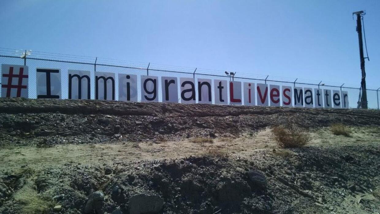 Mensaje Papa Immigrant Lives Matter