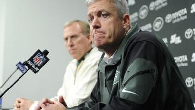 Rex Ryan se quedará con Jets, pero será bajo los términos del equipo (AP...