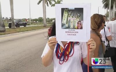 Denunciarían a chavistas que cometieron delitos en Venezuela y están en...