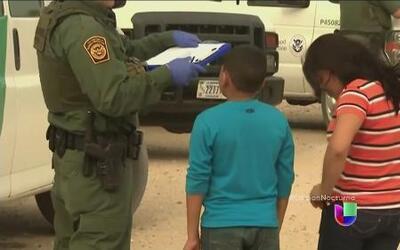 Un procedimiento migratorio para deportar a los niños