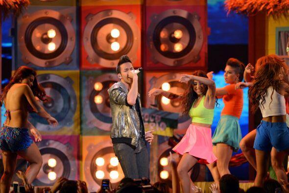 En 2013 cantó el tema 'Darte un beso', el cual es el primer sencillo de...