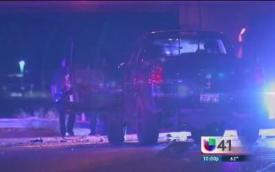 Accidente automovilístico en San Antonio deja a una niña de 11 años sin...