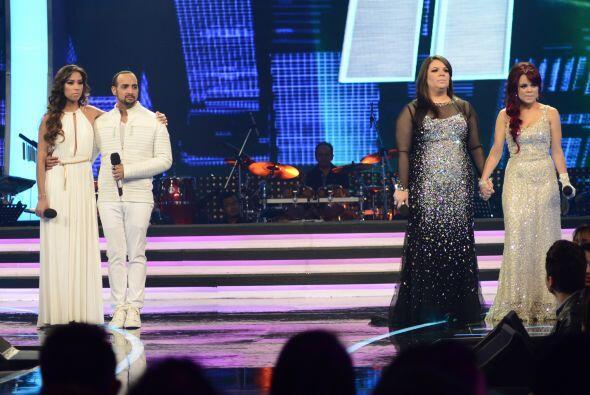 "Triunfaron sobre Yazaira López y Ana Cristina Pagán, quienes cantaron ""O..."