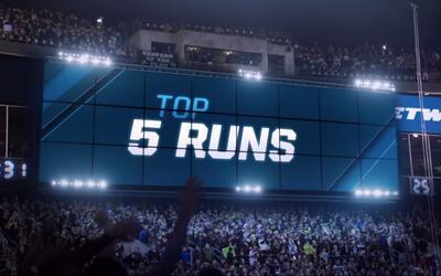 Semana 2 NFL: Top 5 acarreos